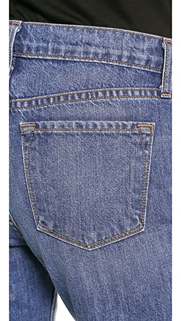 J Brand 1265 Ace Boyfriend Jeans