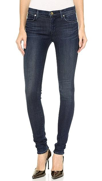 09a39a36669b J Brand 620 Mid Rise Super Skinny Jeans