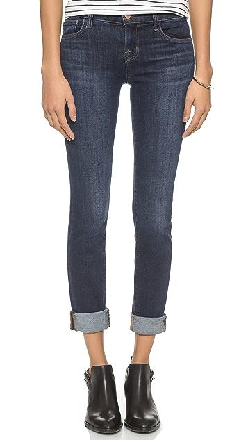 22d923d291af J Brand 8112 Mid Rise Rail Jeans   SHOPBOP