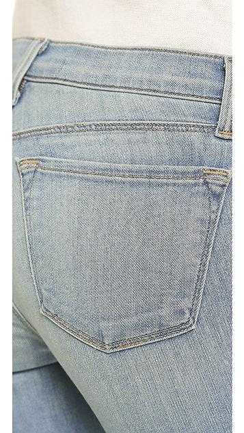 J Brand 835 Crop Skinny Jeans
