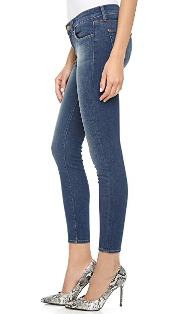 J Brand 9227 Low Rise Ankle Skinny Jeans