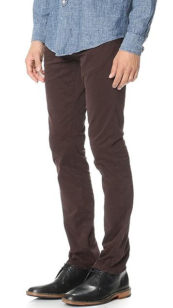 J Brand Kane Garment Dye Twill Jeans