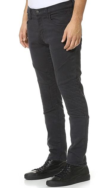 J Brand Bearden Moto Jeans