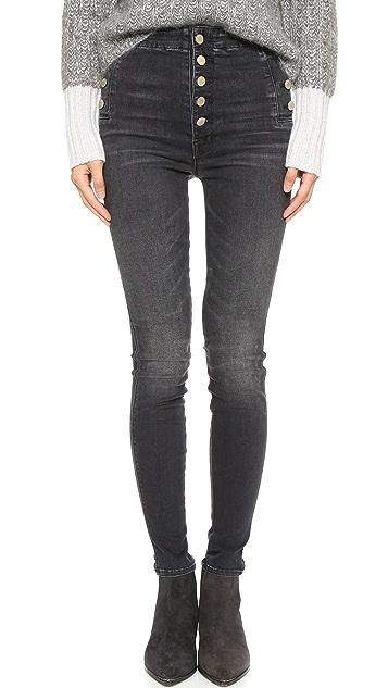 Womens Nastasha Sky High Skinny Jeans J Brand Sale Free Shipping Outlet Many Kinds Of W9e3X