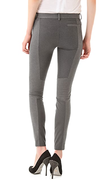 J Brand Ready-to-Wear Alexandra Biker Pants