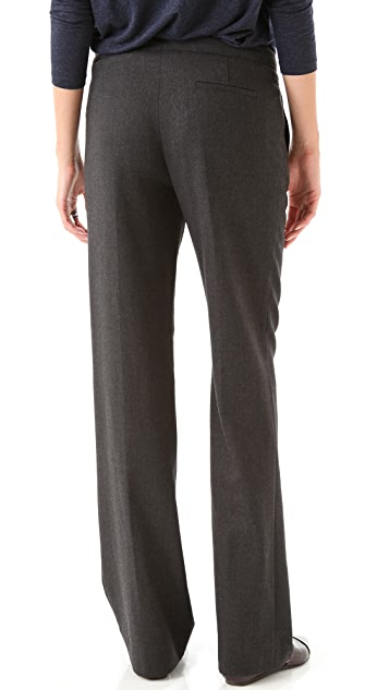 J Brand Ready-to-Wear Aubrey Cigar Leg Trousers