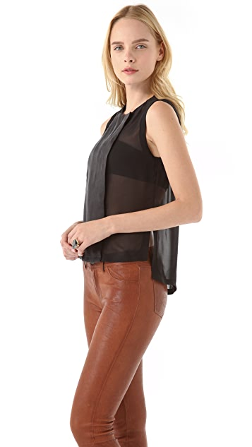 J Brand Ready-to-Wear Adison Blouse