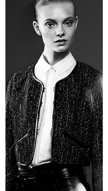 J Brand Ready-to-Wear Aaren Long Sleeve Shirt