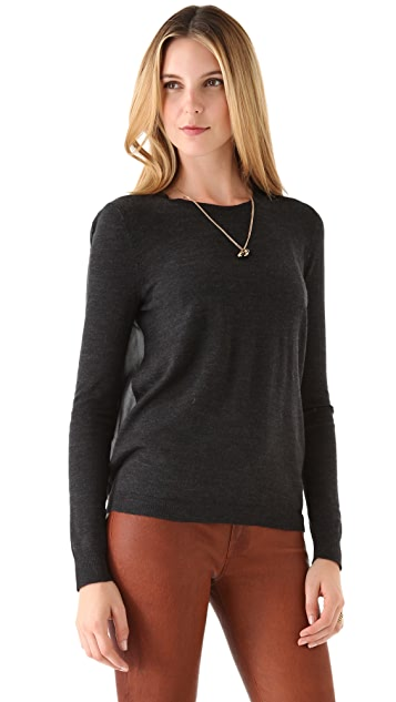 J Brand Ready-to-Wear Chevonne Crew Sweater