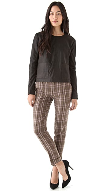 J Brand Ready-to-Wear Beatrix Ankle Trousers