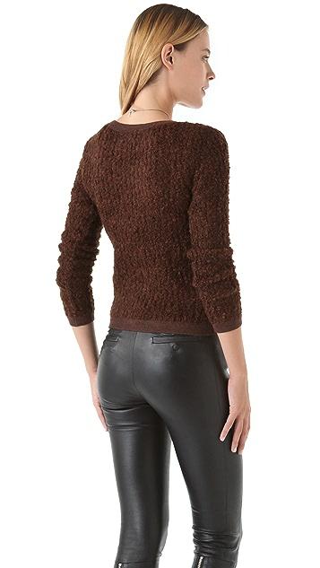 J Brand Ready-to-Wear Blinn Boat Neck Sweater
