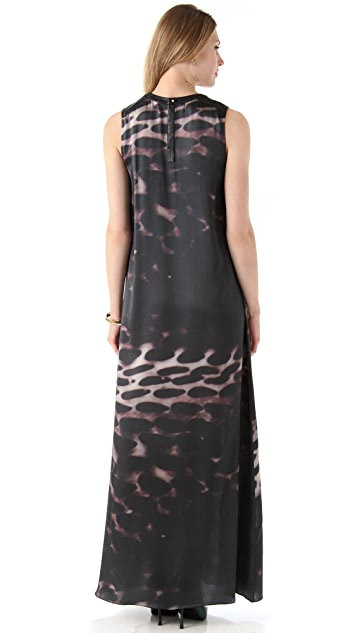 J Brand Ready-to-Wear Cristen Maxi Dress