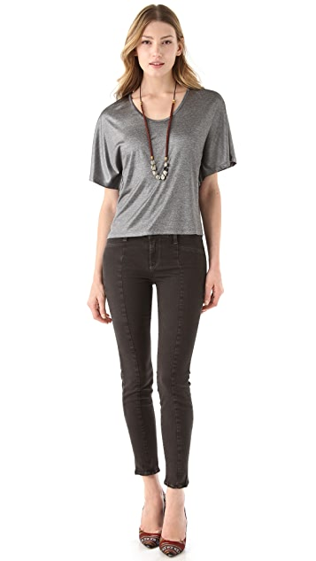 J Brand Ready-to-Wear Dallas Tee