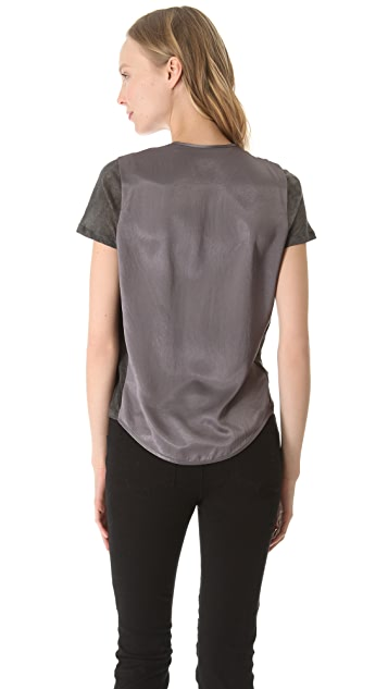 J Brand Ready-to-Wear Halle Top