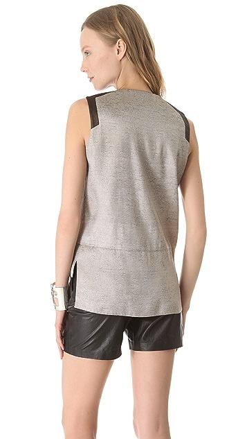J Brand Ready-to-Wear Geena Top