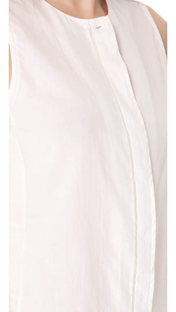 J Brand Ready-to-Wear Vanessa Blouse
