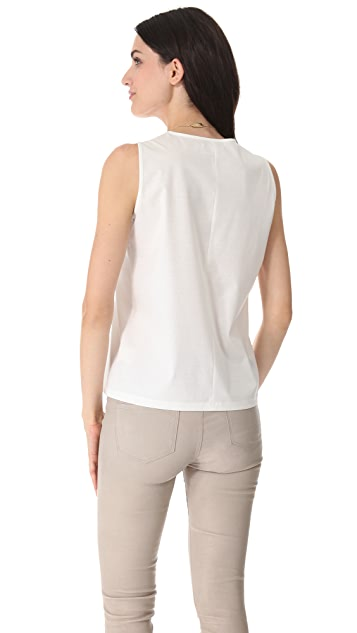 J Brand Ready-to-Wear Emma Tank