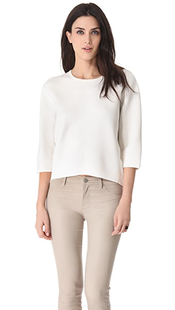 J Brand Ready-to-Wear Griffith Sweater