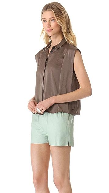 J Brand Ready-to-Wear Alice Blouse