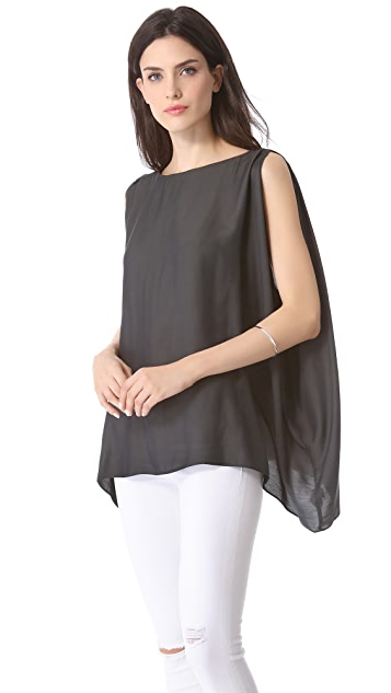 J Brand Ready-to-Wear Sigourney Top