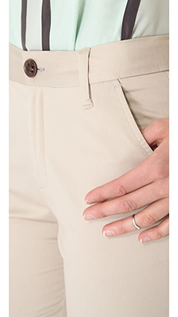 J Brand Ready-to-Wear Patti Chino Trousers