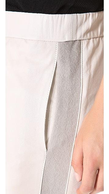 J Brand Ready-to-Wear Masako Leather Pants