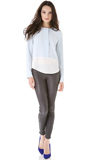 J Brand Ready-to-Wear Sonia Blouse