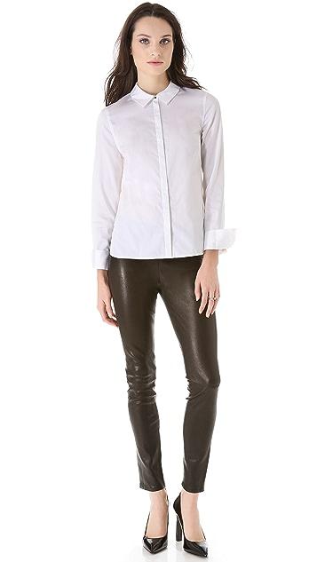 J Brand Ready-to-Wear Blanchard Blouse