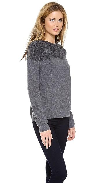 J Brand Ready-to-Wear Elizabete Sweater