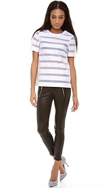 J Brand Ready-to-Wear Earhart Blouse