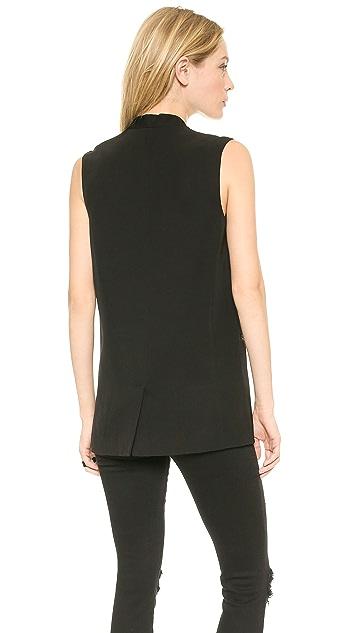 J Brand Ready-to-Wear Poitier Vest