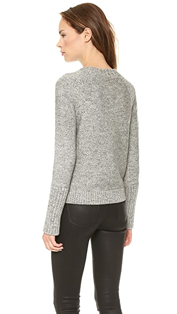 J Brand Ready-to-Wear Helms Sweater