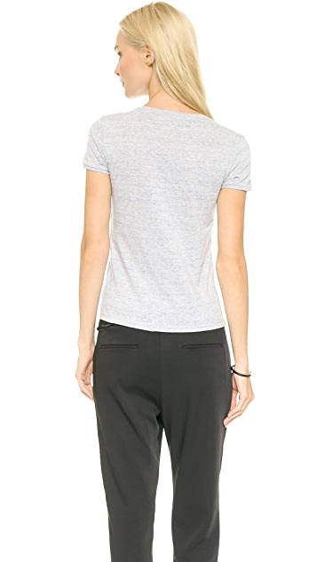 J Brand Ready-to-Wear Jade Tee