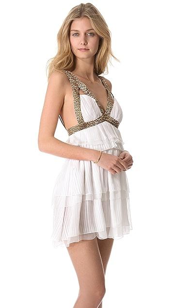 Just Cavalli Ruffle Dress