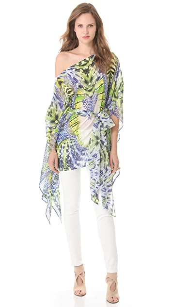 Just Cavalli Off Shoulder Tunic