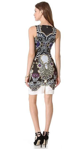 Just Cavalli Baroque Sleeveless Dress