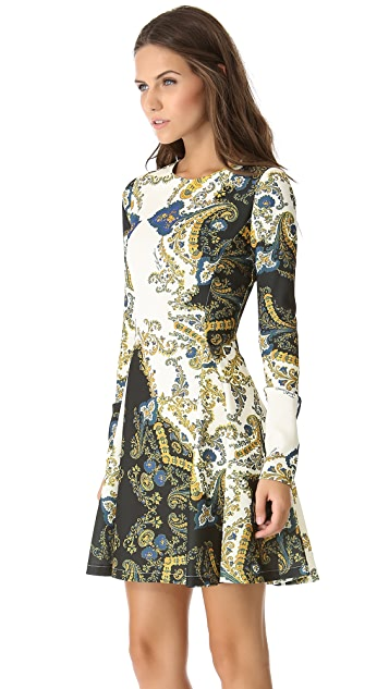 Just Cavalli Paisley Dress