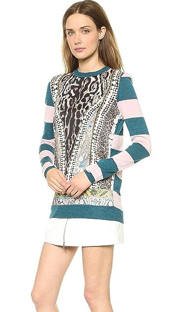 Just Cavalli Striped Sweater