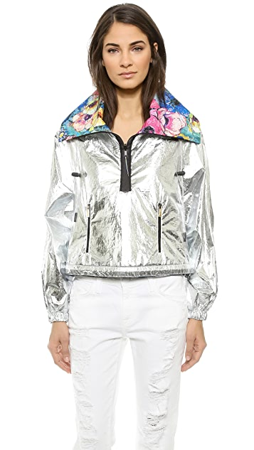 Just Cavalli Funnel Neck Jacket