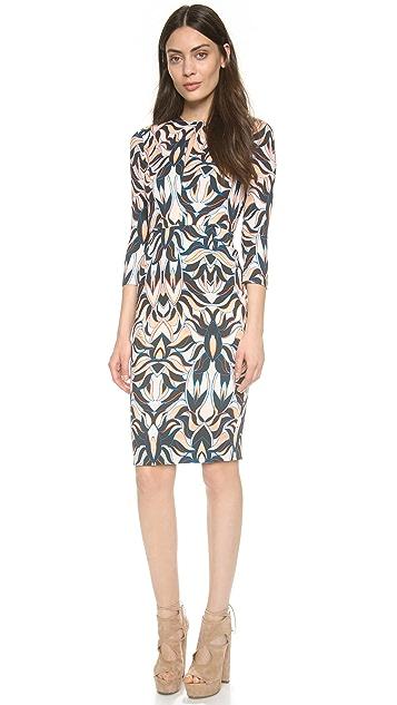Just Cavalli Khalo Print Dress
