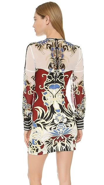 Just Cavalli Kieko Print Dress