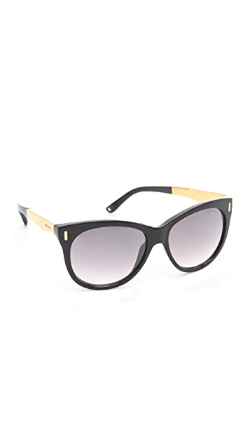 3fd425c924c Jimmy Choo Ally Sunglasses