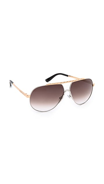 b46e6fbb129 Jimmy Choo Benny Sunglasses ...