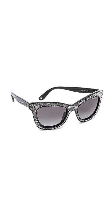 Jimmy Choo Flash Sunglasses