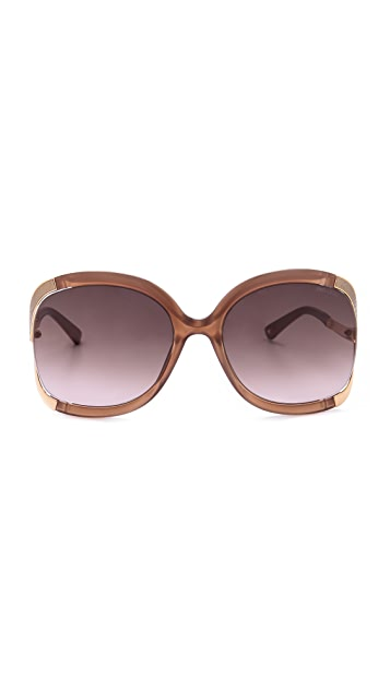 Jimmy Choo Beatrix Sunglasses
