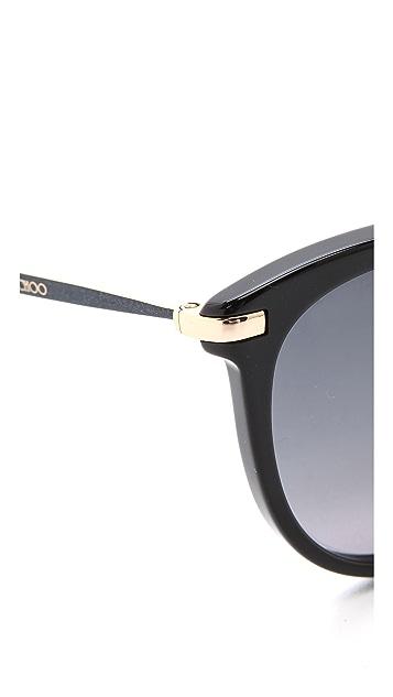 Jimmy Choo Ives Sunglasses