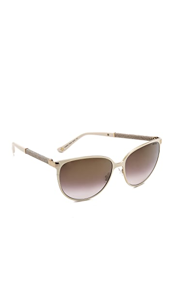 Jimmy Choo Posie Sunglasses