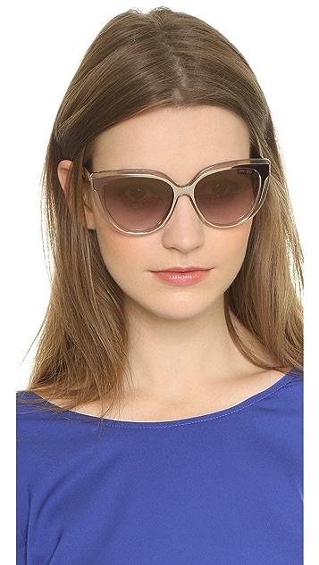8504e5ff5b Jimmy Choo Cindy Sunglasses  Jimmy Choo Cindy Sunglasses ...