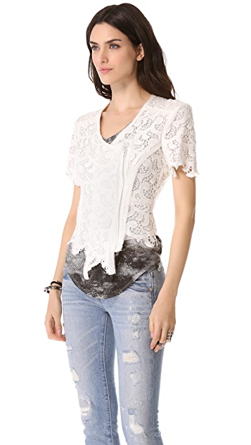 Joy Cioci Opal Lace Jacket