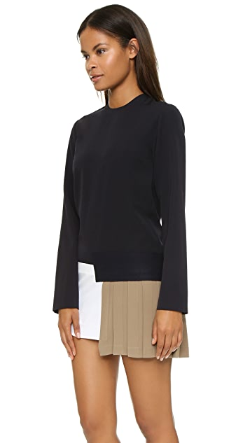 Jacquemus Pleated Shirt Dress
